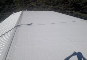 Mobile Home Metal Amp Tpo Renovation Clover Roofing